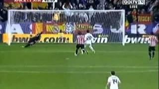 real madrid vs athletic bilbao 4 1 ronaldo gol 20 11 10 la liga bbva