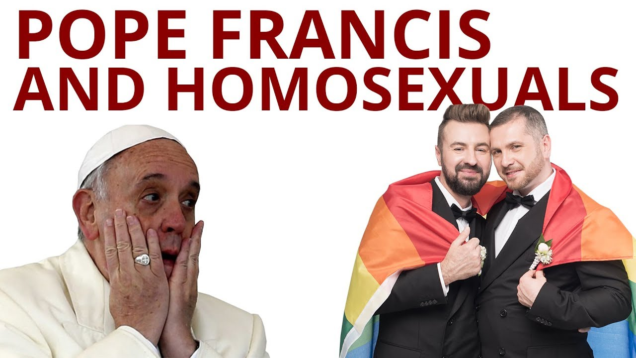 The Vortex—Pope Francis and Homosexuals