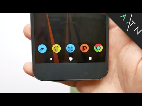 Make Your Android BEAUTIFUL #2 | Circular Icons (+ 60 giveaway codes)