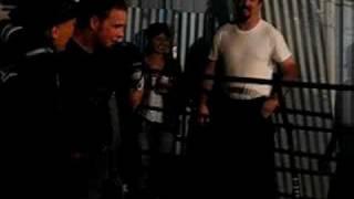 Brad Pitt look-alike in real Fight Club (3) July 11, 08