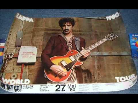 Frank Zappa - 1980 12 11 (E) Santa Monica CA