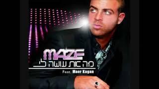 Maze Italian Lover Vs Devotion Ft Maor Kagan Dj V3n8m Remix