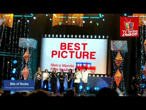 """""""Ang Larawan"""" Wins Best Picture in the #MMFF2017 