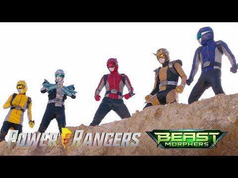 Power Rangers vs Drilltron 2.0 | Power Rangers Beast Morphers Season 2 Episode 1