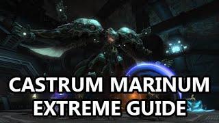 FFXIV - Castrum Marinum Extreme Trial Guide (Emerald Weapon Extreme)