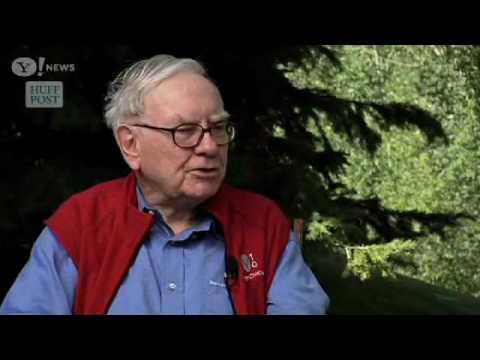 Warren Buffett On Youtube and Technology - Yahoo
