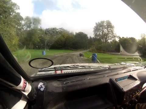 Ian Evans Rallying