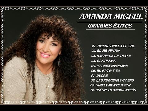 Amanda Miguel - Grandes Éxitos