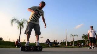Rogério Antigo | Freestyle | Conspiracy Skateboard