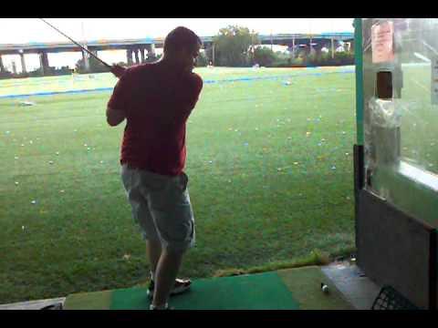 Golf Frustration....in BOGoTA ,NJ