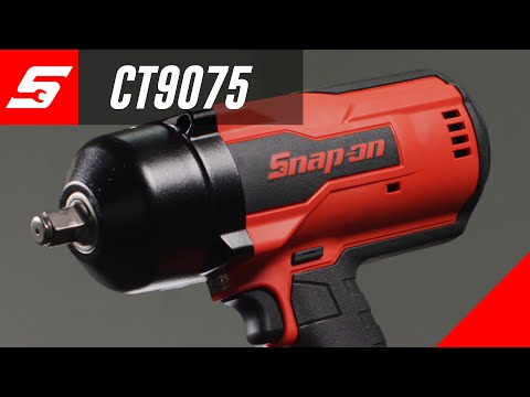"The CT9075 MonsterLithium Brushless Cordless 18 V 1/2"" Impact Wrench Kit 