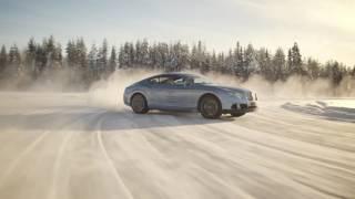 Bentley Continental GT W12 Silver Lake