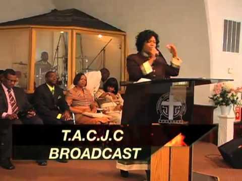 T.A.C.J.C BROADCAST (webisode 7) Evang. Mahoney