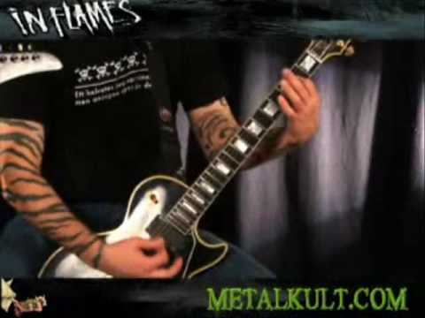 In Flames  Bullet Ride MetalKultcom