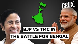Modi Vs Mamata:  Who Has The Edge In 2021 West Bengal Polls?