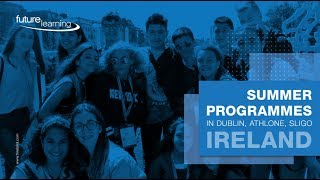 Summer Courses In Ireland with Future Learning