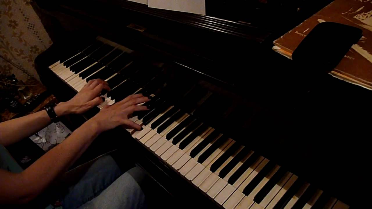 Opeth - For Absent Friends - piano cover