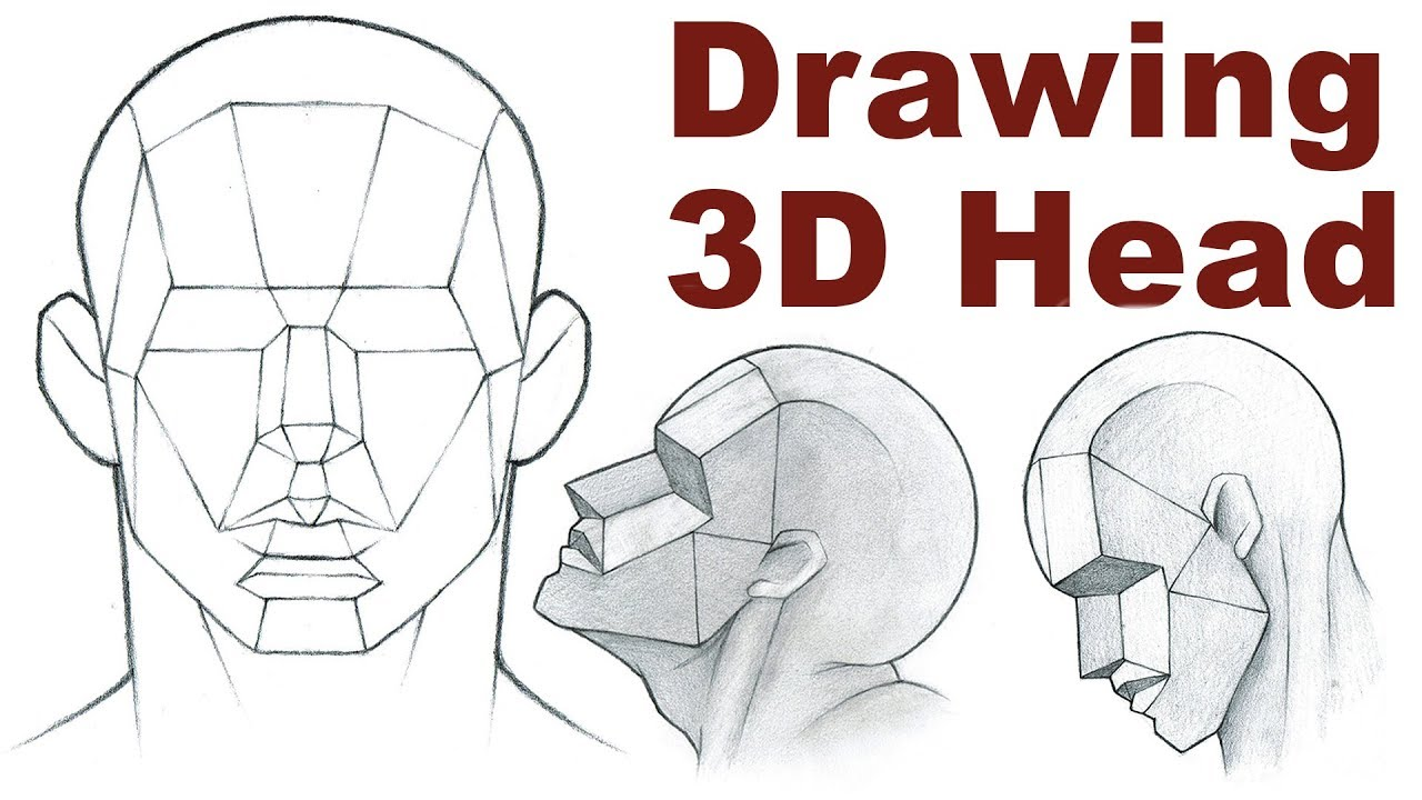 Portrait Drawing Basics 3/3