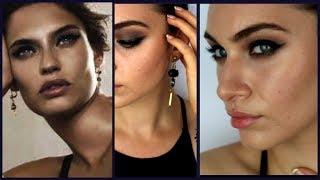 Bianca Balti Dolce & Gabbana Makeup   Ruby Golani
