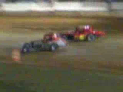 09 12 09 Camden Motor Speedway Kentucky Vintage Modifieds