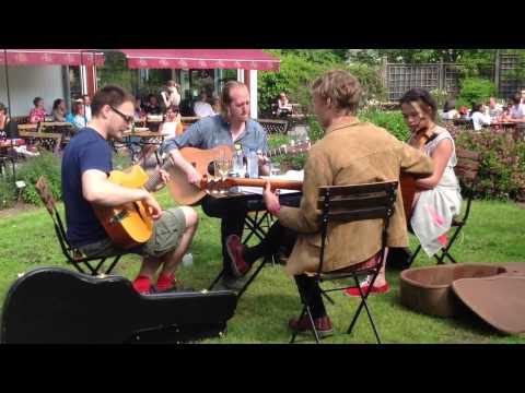 Jazz På Botaniska, On The Sunny Side Of The Street Fiol Julia Frölich 13 år