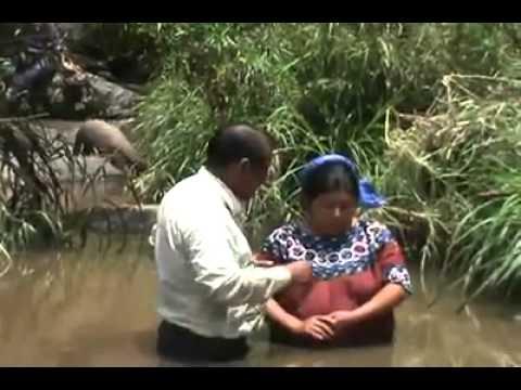 bautismo realizado en joyabaj quiché