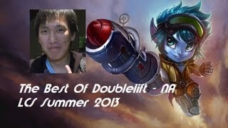 The Best Of Doublelift - The Richest ADC NA In LCS Summer Split 2013