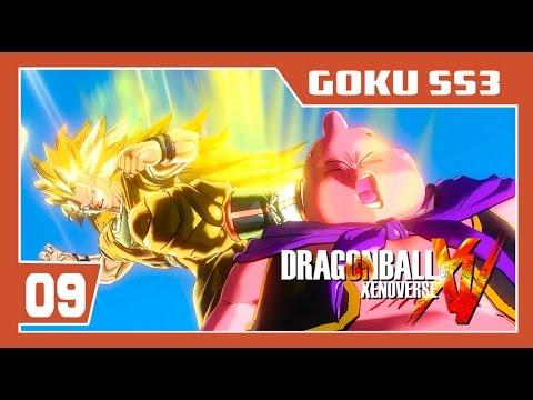 Dragon Ball Xenoverse: Detonado Em Português - Parte #9 - GOKU SS3 / Luta Final MIRA