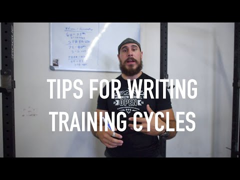 PRACTICAL TIPS FOR POWERLIFTING AND OLYMPIC WEIGHTLIFTING TRAINING CYCLES
