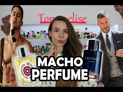 PERFUMES FOR A MACHO TYPE  | Tommelise