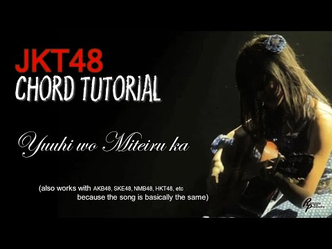 (CHORD) JKT48 - Yuuhi wo Miteiru Ka