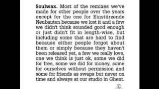 LCD Soundsystem - Daft Punk Is Playing At My House (Soulwax Shibuya Re-Remix)