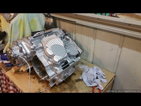 Honda CB750 Restoration - Bottom End Re-Assembled Part 12