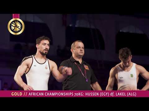 Gold Medal Matches - African Championships 2019 - Day 6