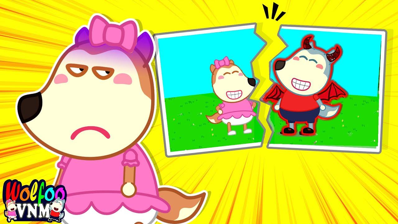 Lucy dỗi rồi Wolfoo ơi! - Phim gia đình   Phim hoạt hình Wolfoo tiếng Việt