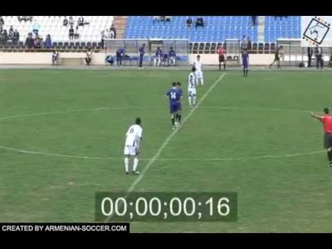 King Deluxe - Banants-2 2:0, Armenian First Division, Week 02 (2012/13)