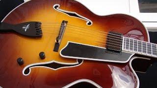DIY Homemade Guitar String Mute For Jazz Sounds By Scott Grove