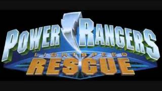 Power Rangers Lightspeed Rescue (Theme Song)