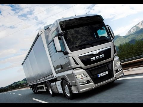 new man tgx 2013 euro 6 video youtube. Black Bedroom Furniture Sets. Home Design Ideas