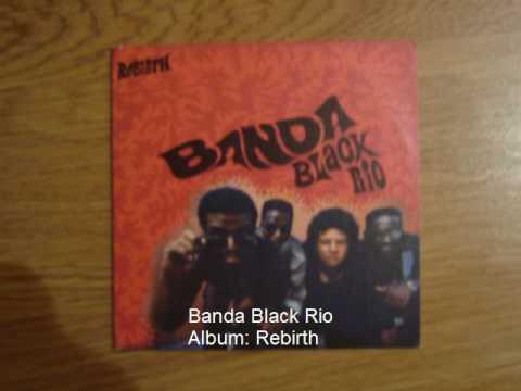 Banda Black Rio - Miss Cheryl