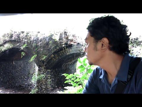 JALUR REL MATI LABUAN | PENYUSURAN DR BEKAS STASIUN HINGGA JEMBATAN REL | Arah ke Saketi (Timur)