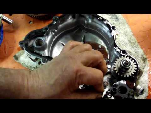 Oakys Garage: 2003 YZ125 Shift shaft seal #3 - oaky132x