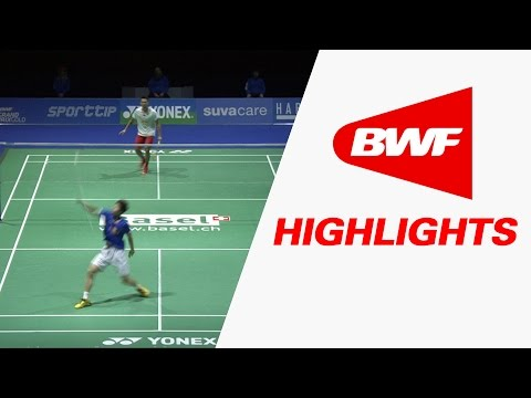 Yonex Swiss Open 2017 | Badminton F – Highlights