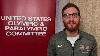 Brad Snyder Shares His Joy For The USOPC Name Change