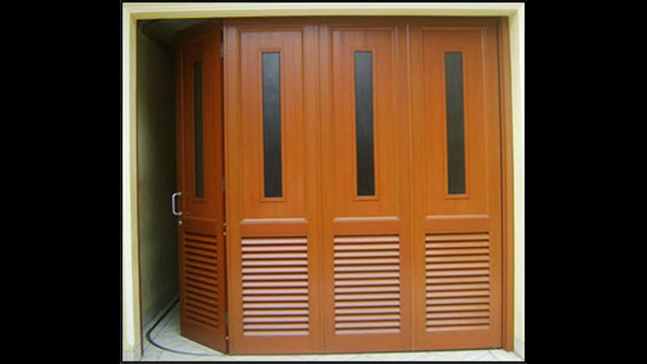 0813-1200-4 375 pasang pintu garasi kayu