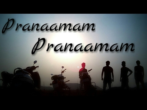 PRANAMAM  new latest video song....MAY 2017