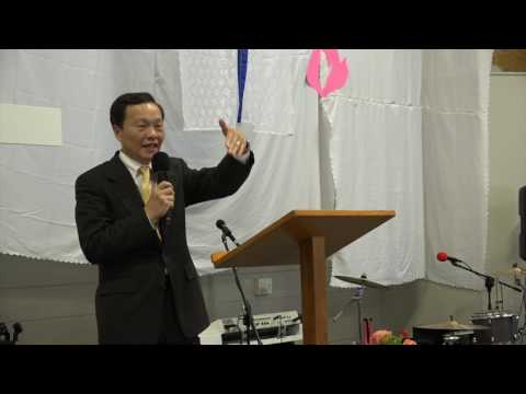 The anointing 7: Baptism with the Holy Spirit & with fire บับติสมาด้วยพระวิญญาณและด้วยไฟ