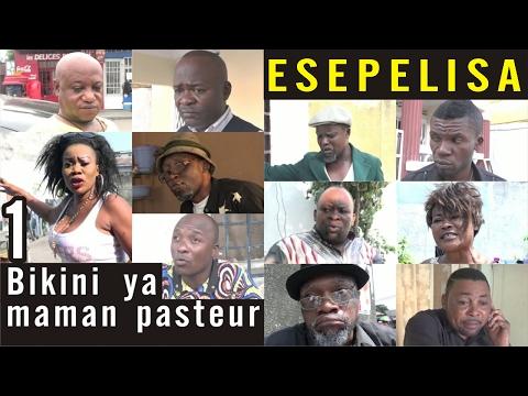 Bikini ya maman pasteur VOL 1 - Nouveau Theatre Congolais 2016 - Montana Universel - Esepelisa