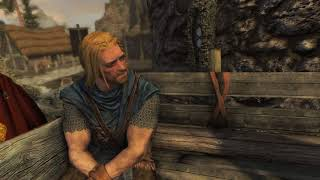 The Elder Scrolls V  Skyrim Special Edition Gameplay 01