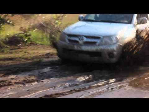 driving in Congo.MOV